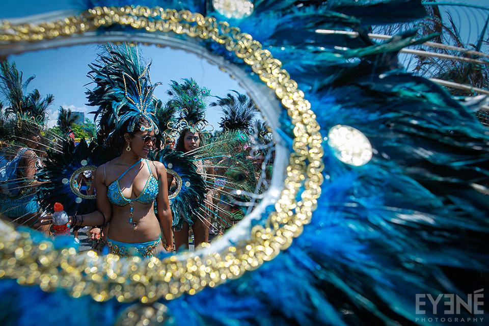Scotiabank Caribbean Carnival. Toronto, Canada. Photo: Saman Aghvami/ EYENÉ